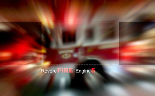 Revere FIRE   Engine 5 [cover]