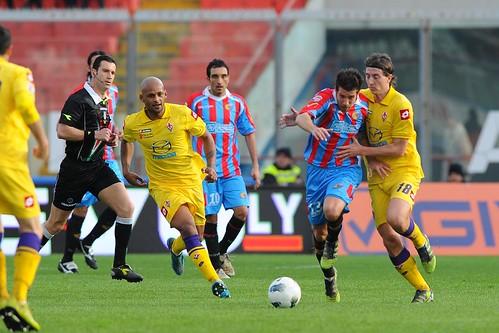Catania-Fiorentina 1-0