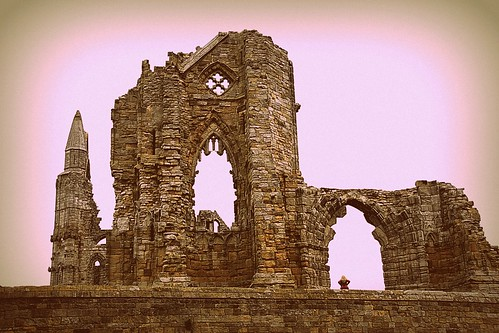 St. Hilda's Abbey...Whitby