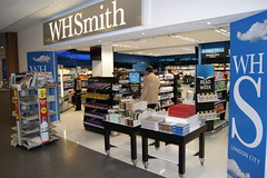 WH Smith, Landside at at London City Airport (3)