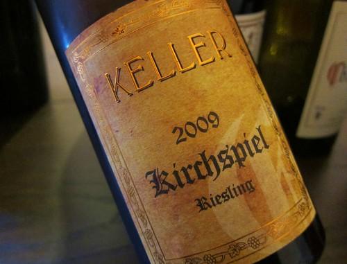 2009 Keller Kirchspiel Riesling