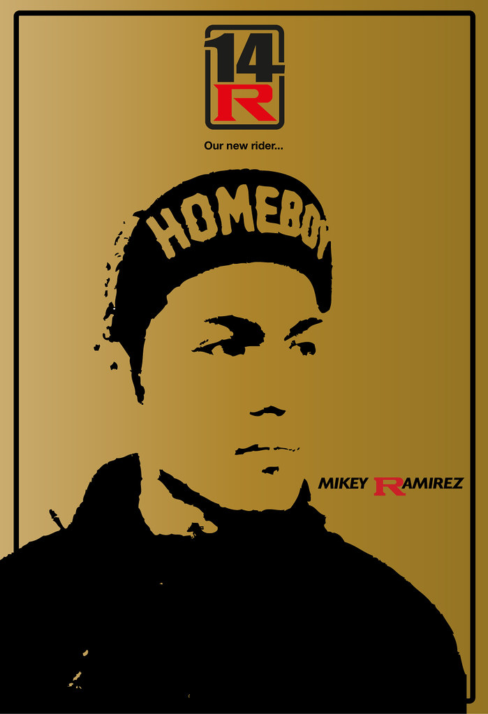 14R - Mikey Ramirez