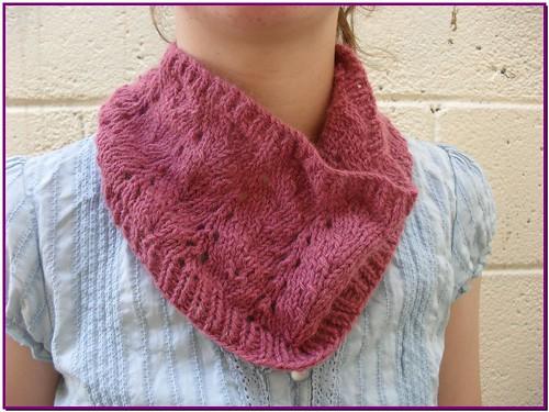 Decrease Knitting Garter Stitch : Stitch Bliss: Small knit series - birthday cowl