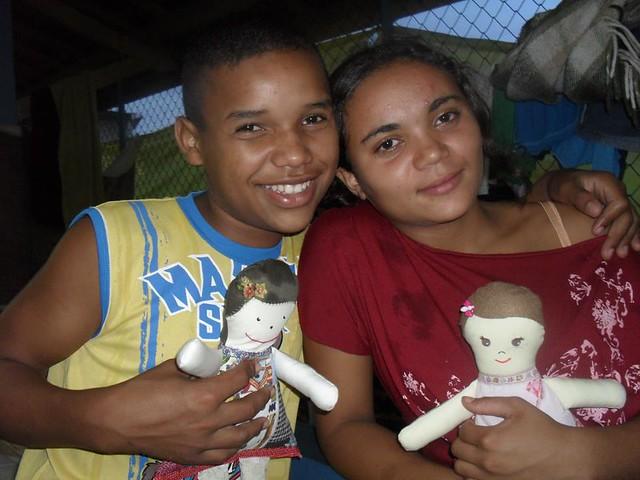 Brazil Doll Drive Donations 3