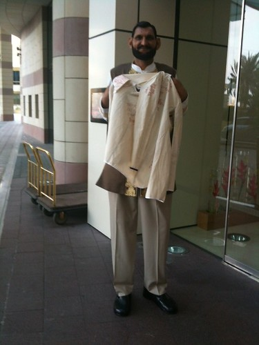 Doorman, Dubai, United Arab Emirates