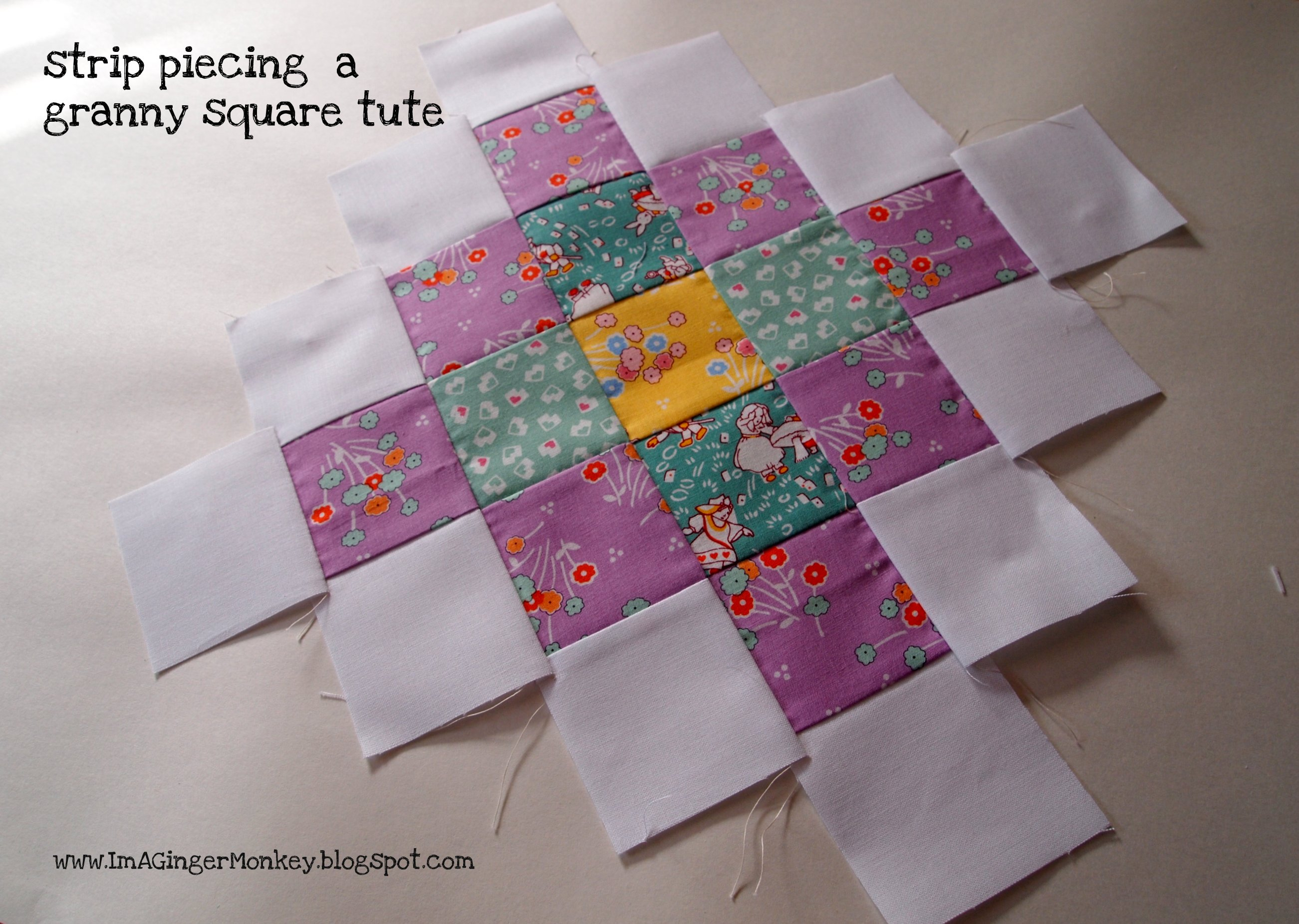 Eugene Modern Quilt Guild: Granny Squares and a Sew Day!1