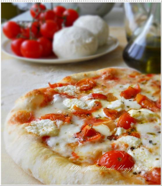 Pizza golosa