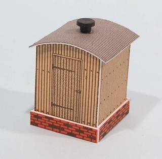 Lamp Hut