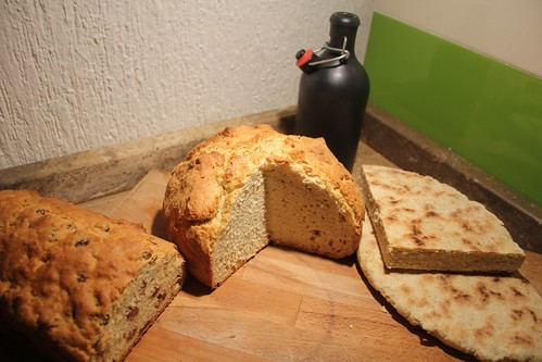 Baking Soda Breads