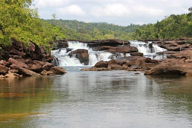Tatai watervallen