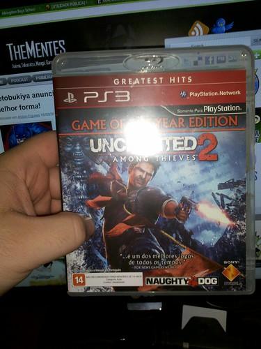 Uncharted 2 brasileiro