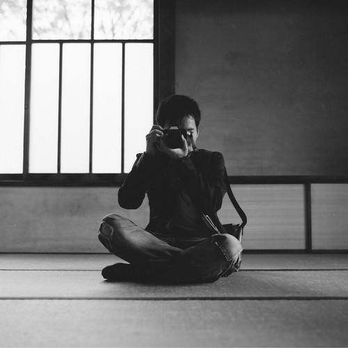 Japanese style - shooting you shooting me