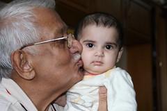manu kashmiri gets the taste of grand parenthood by firoze shakir photographerno1
