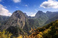 La Gomera - Roques