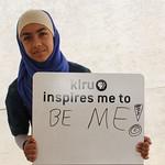 KLRU inspires me to ... be me!