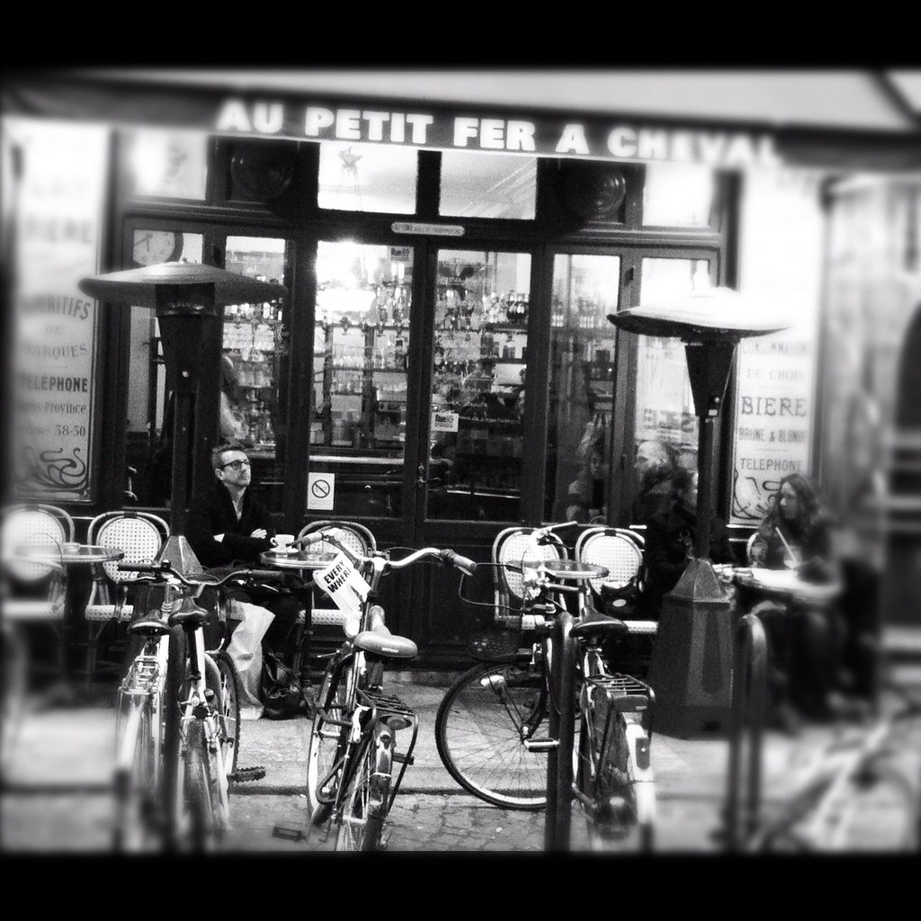 Cycles - Paris 1