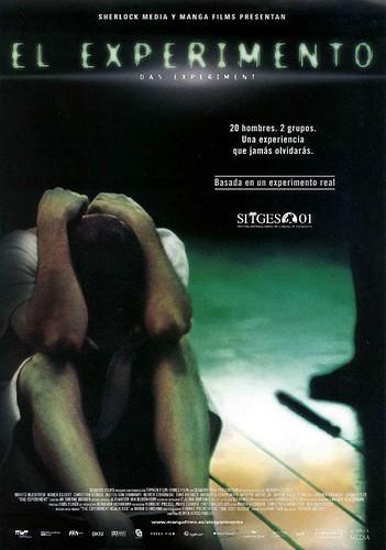 死亡实验 Das Experiment (2001)