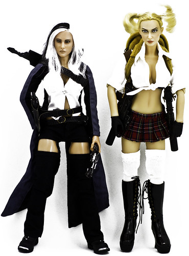 Bad Girls by DollsinDystopia