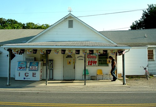 Russell's Store, Valley Lee