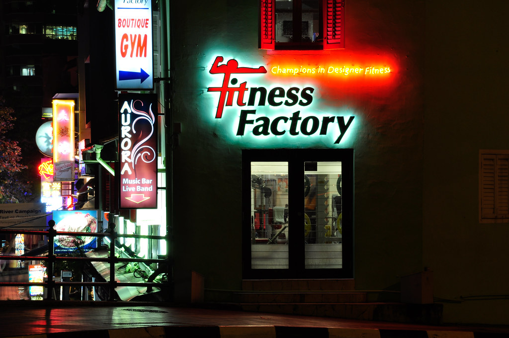 Fitness Factory ...