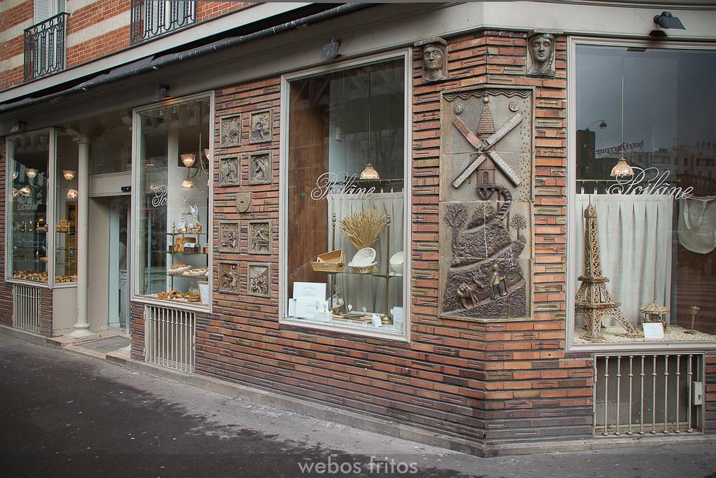 La tienda Poilâne del Boulevard de Grenelle