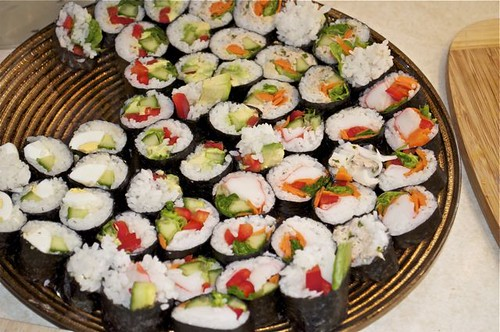 sushi platter 5