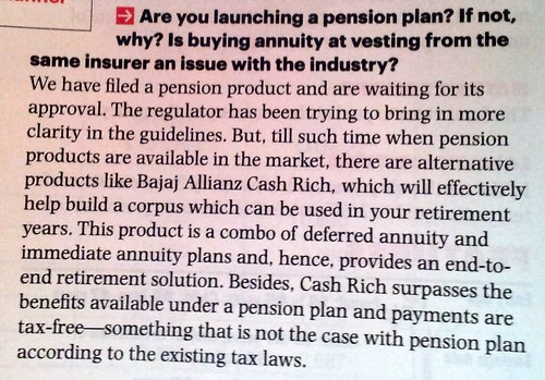 Bajaj_Allianz_Interview_Cash_Rich