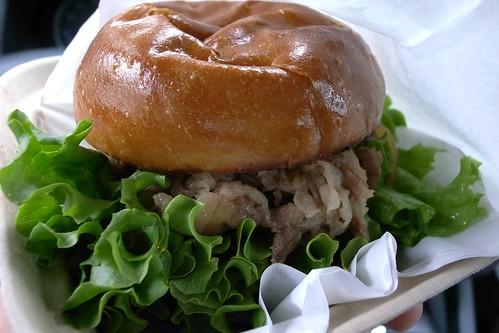 Saruno Burger