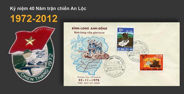 Kỷ niệm 40 Năm trận chiến An Lộc 1972