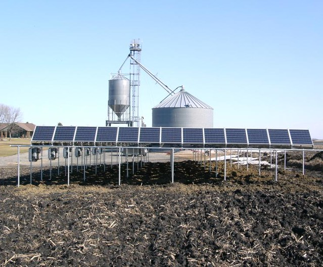 Presenting Curt Tosh's farm-based solar project - Solar Works in Central Minnesota!