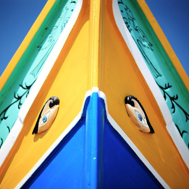 Maltese boat.