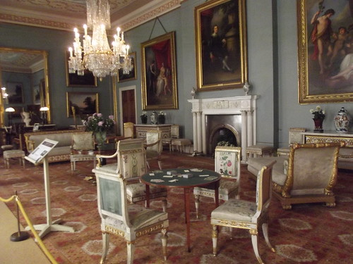 Drawing room, Attingham Park