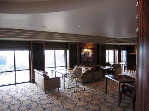 Park Hyatt Melbourne Park Lounge