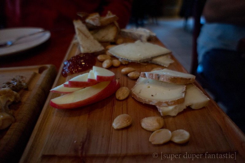 Beast and the Hare - Cheese Plate