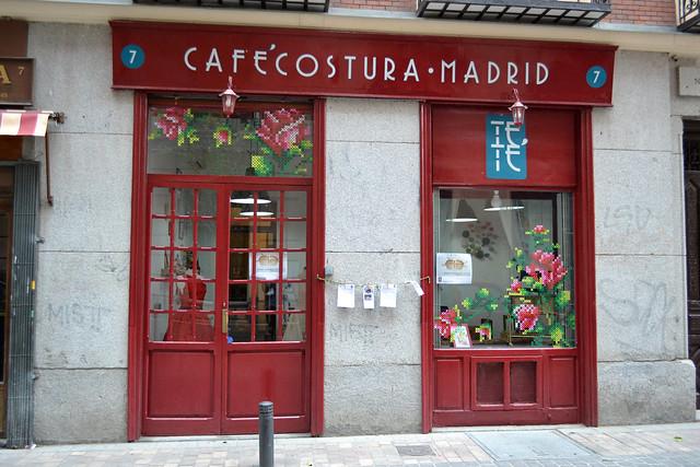 Tété Café costura