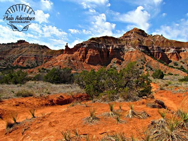 Palo Duro Canyon State Park – Texas