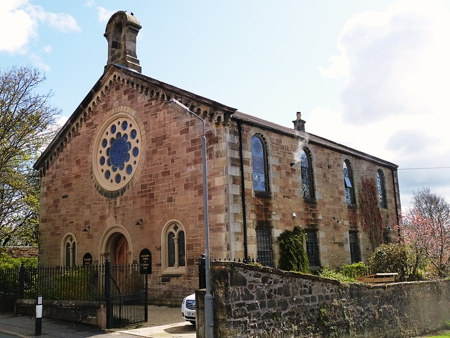 Glencairn Church, Kilmaurs