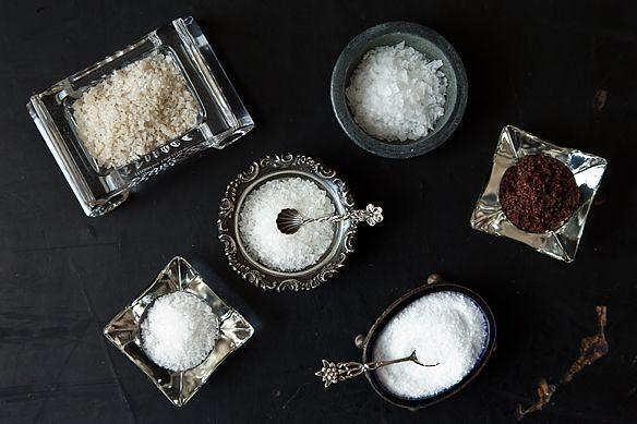 Salt Selection