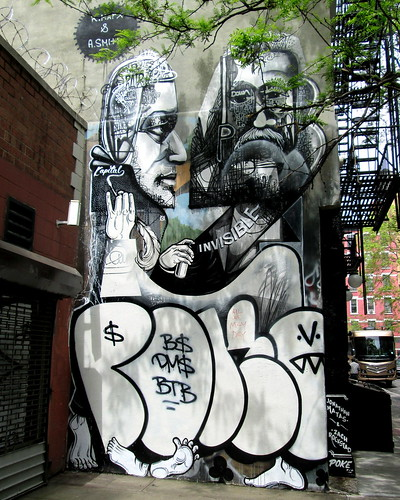 In NYC: Jonathan Matas, Zach Rockstad & Poke by LoisInWonderland