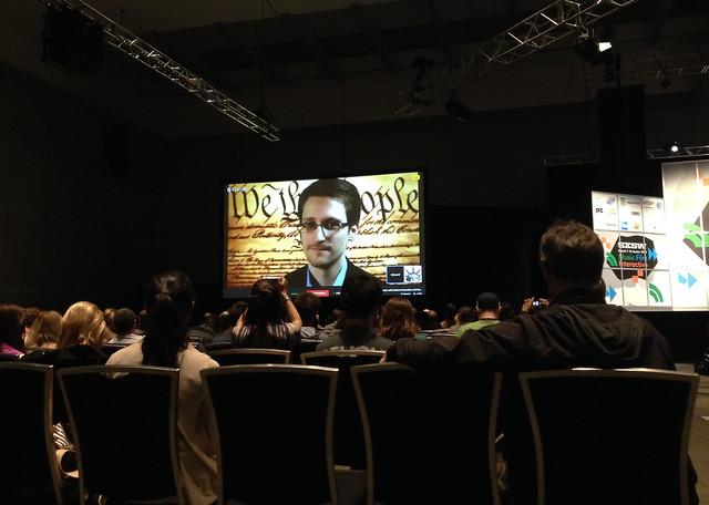 Edward Snowden Address SXSW 2014 - Austin, Texas