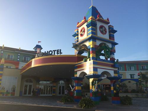 Legoland Hotel (Carlsbad, CA)