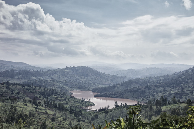 """When God wanders the world, at the end of the day he comes to Rwanda to sleep because He considers this to be the most beautiful place on earth.""<br /> <br /> Rwandan folklore saying."