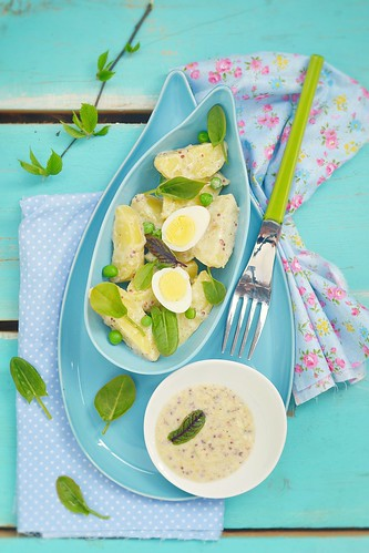 spring potatoes salad.1