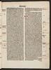 Manuscript annotations in Biblia latina