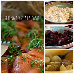 Spring Feast a la Jamie