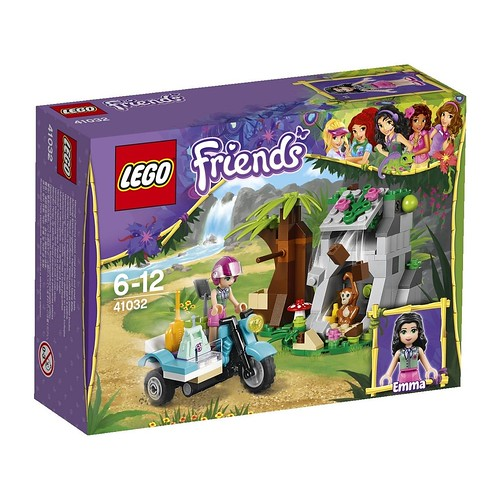 LEGO Friends 41032 Box
