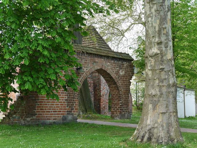 Tor zum Gelände des Klosters Lehnin