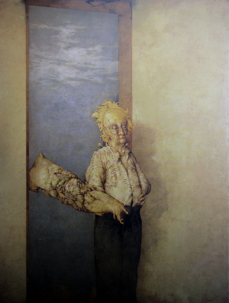 José Hernández - Identity Of Person, 1989