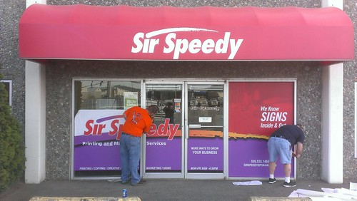 Sir Speedy Spokane Projects
