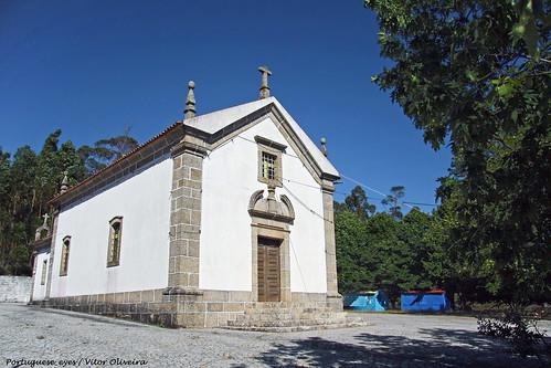Capela da Senhora da Ribeira - Pinheiro de Ázere - Portugal